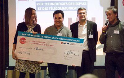 Prix Technologies de l'Espace et des Télécommunications